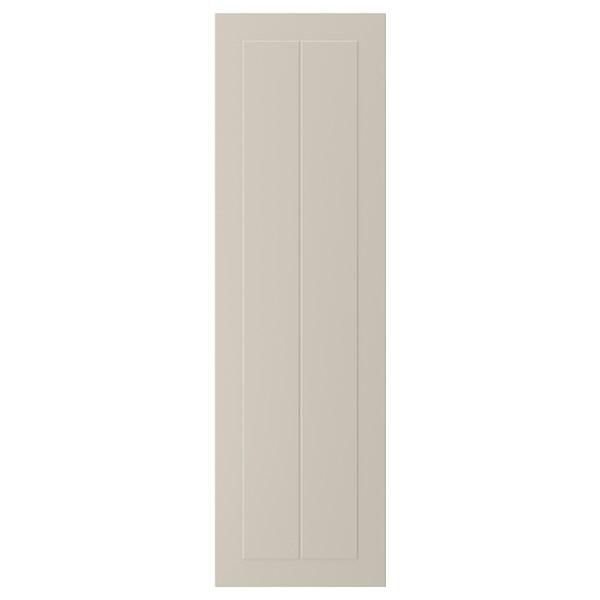 STENSUND Puerta, beige, 31x102 cm
