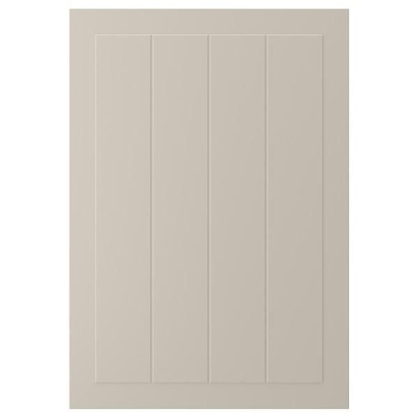 STENSUND Puerta, beige, 53x76 cm