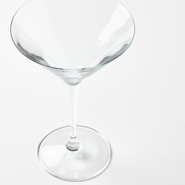 STORSINT Copa para martini, vidrio incoloro, 24 cl