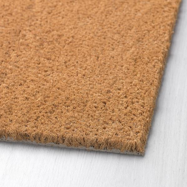 TRAMPA Tapete, natural, 40x60 cm