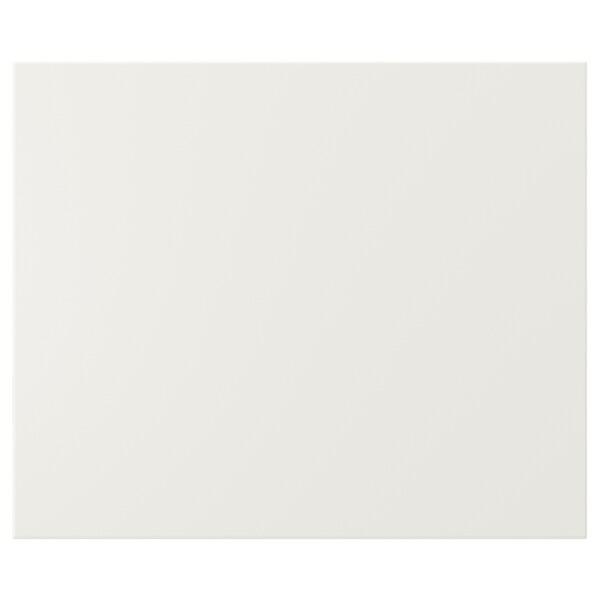 VEDDINGE Frente de cajón, blanco, 46x38 cm