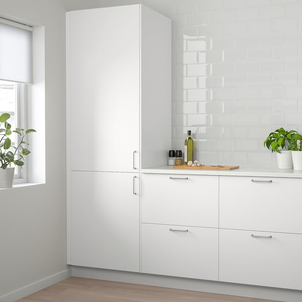 VEDDINGE Puerta, blanco, 61x51 cm