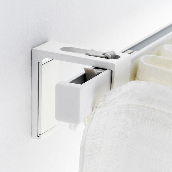 VIDGA Herraje de pared, blanco, 6 cm