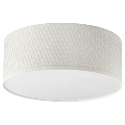 ALÄNG Ceiling lamp, white, 35 cm