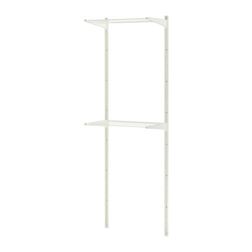 ALGOT Wall upright/drying rack