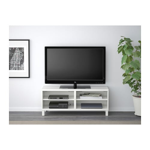 bestÅ tv bench - white - ikea - Mobili Tv Besta Ikea