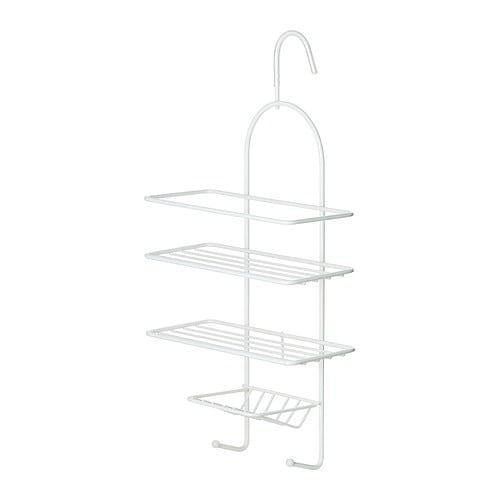 BLANKEN Shower tidy   Provides practical storage of shampoo and soap in the shower.