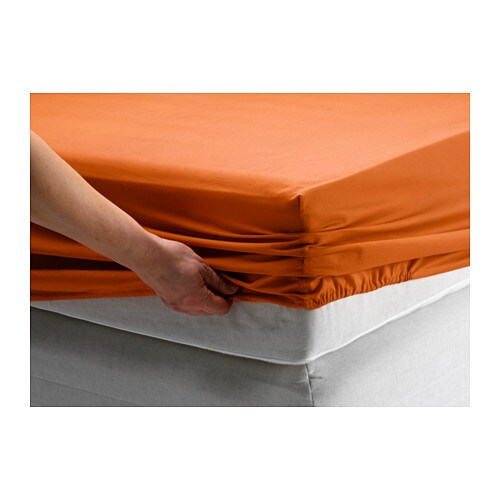 dvala fitted sheet 150x200 cm ikea. Black Bedroom Furniture Sets. Home Design Ideas