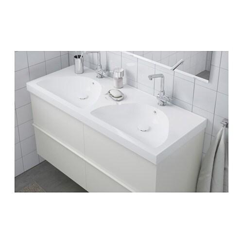 EDEBOVIKEN Double Wash Basin   100x49x6 Cm   IKEA