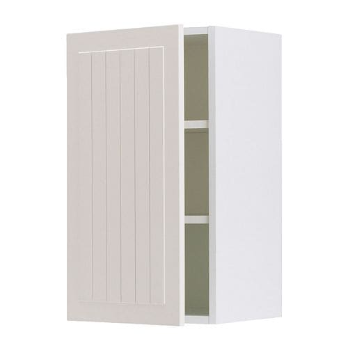 faktum wall cabinet st t off white 40x70 cm ikea. Black Bedroom Furniture Sets. Home Design Ideas