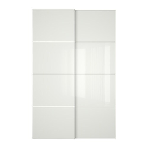 FÄRVIK Pair of sliding doors   10 year guarantee.   Read about the terms in the guarantee brochure.
