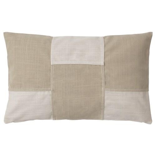 FESTHOLMEN cushion cover in/outdoor/light beige beige 40 cm 65 cm