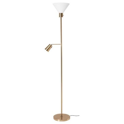 IKEA FLUGBO Floor uplighter/reading lamp