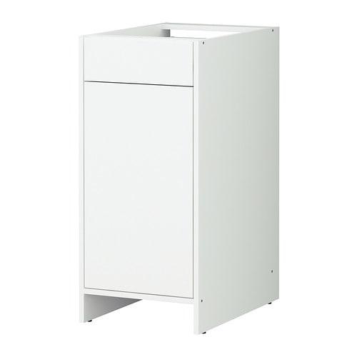 FYNDIG Base cabinet w door and drawer - IKEA