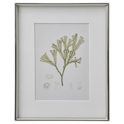 GALLBODA Frame, silver-colour, 20x25 cm