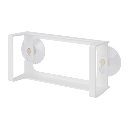 Glomsta Plastic Bag Holder With Suction Cup Ikea