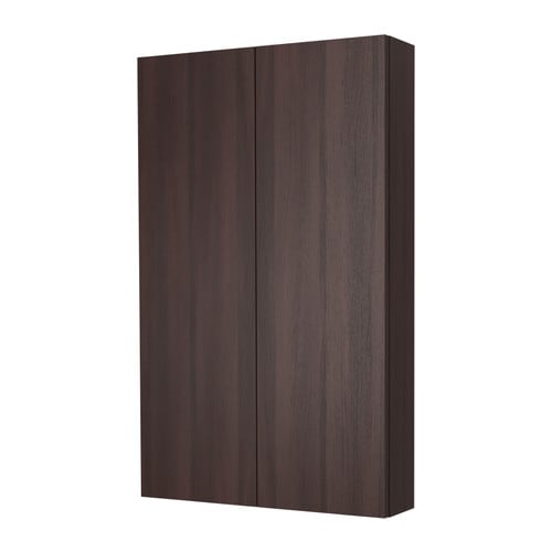 GODMORGON Wall cabinet with 2 doors   10 year guarantee.   Read about the terms in the guarantee brochure.