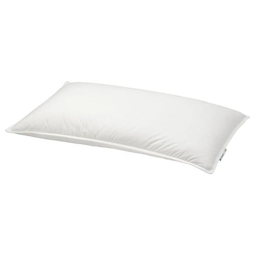 GULKAVLE pillow, low 50 cm 80 cm 725 g 860 g