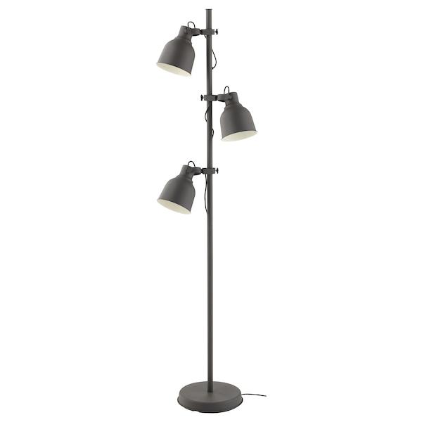 IKEA HEKTAR Floor lamp with 3-spot