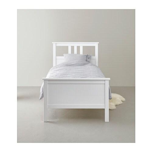 HEMNES Bed frame 120x200 cm IKEA