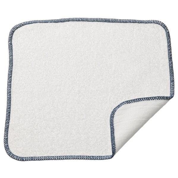 HILDEGUN Dish-cloth, blue, 25x25 cm