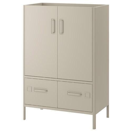 IKEA IDÅSEN Cabinet with smart lock