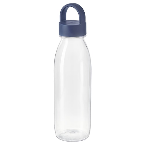 IKEA 365+ water bottle blue 24 cm 0.5 l