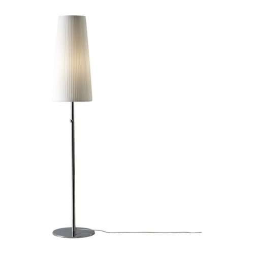 IKEA 365+ LUNTA Floor lamp   As the light can be dimmed, you are able to choose lighting suitable for every occasion.