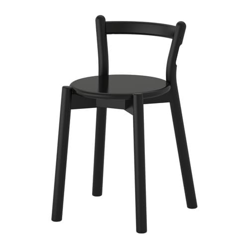 IKEA PS 2012 Stool   Stackable; saves space when not in use.