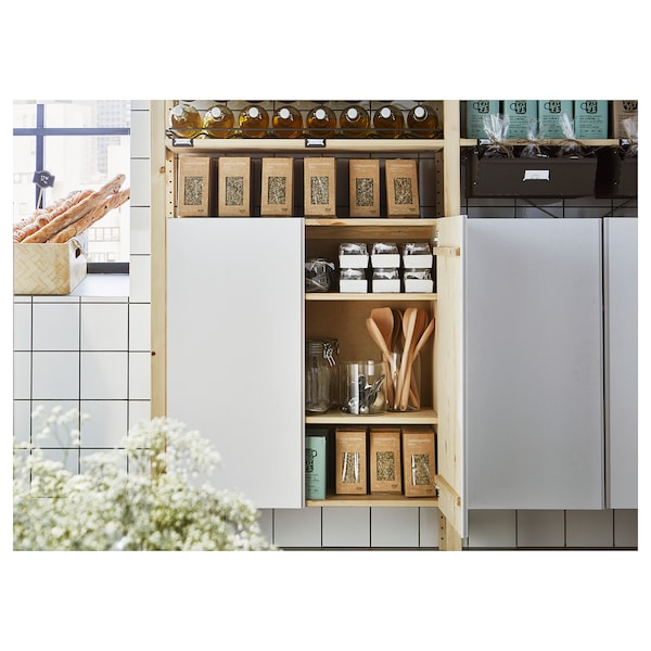 IVAR Cabinet, pine, 80x50x83 cm