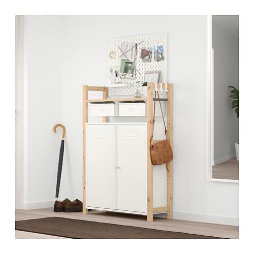 Ivar Ikea ivar 1 section shelves cabinet ikea