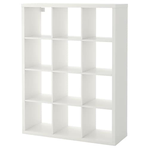 KALLAX shelving unit white 112 cm 39 cm 147 cm 13 kg