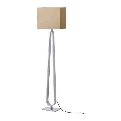 Normal living room ideas - Klabb Floor Lamp As The Light Can Be Dimmed You Are Able To Choose