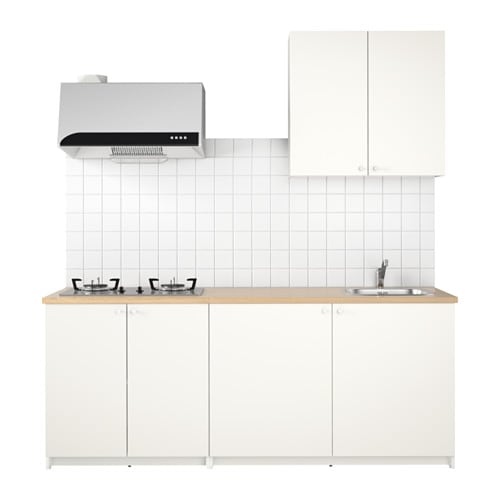 Ikea Kitchen Modules: KNOXHULT Kitchen