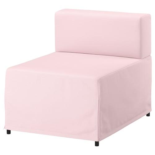KUNGSHAMN 1-seat module Idekulla pink 71 cm 67 cm 85 cm 23 cm 67 cm 65 cm 44 cm