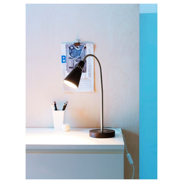 KVART work lamp black 7 W 44 cm 14 cm 8.5 cm 1.9 m