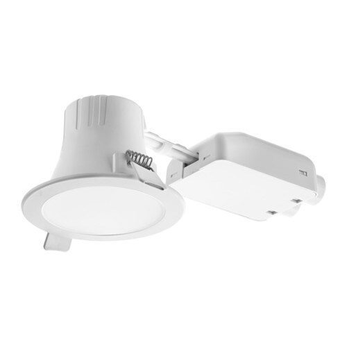 Lakene led recessed spotlight ikea lakene led recessed spotlight aloadofball Gallery
