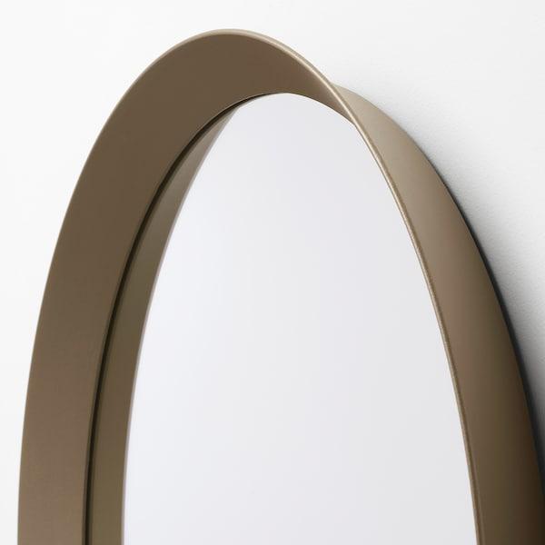 LANGESUND mirror beige 50 cm