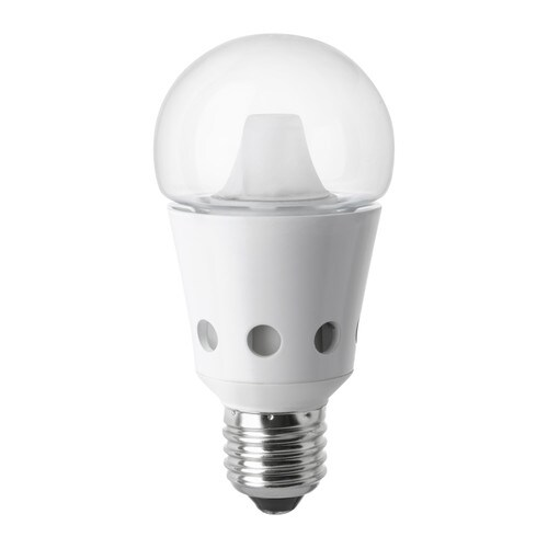 LEDARE LED bulb E27   LED consumes 85% less energy and lasts 20 times longer than incandescent bulbs.