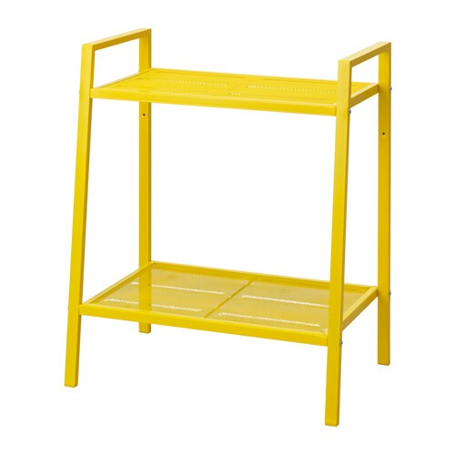 Lerberg Shelf Unit Yellow Ikea