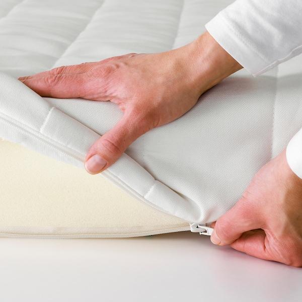 LYCKSELE HÅVET Mattress, 80x188 cm