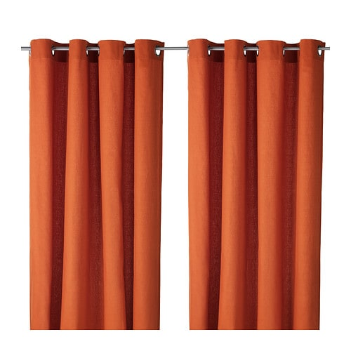 MARIAM Curtains, 1 pair