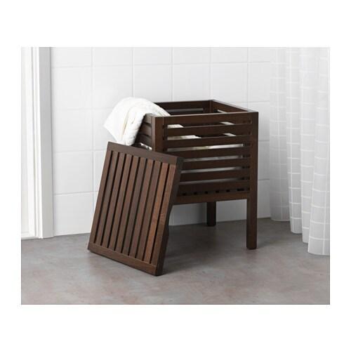 sc 1 st  Ikea & MOLGER Storage stool - birch - IKEA islam-shia.org