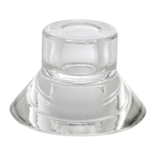 NEGLINGE Candlestick/tealight holder Height: 5 cm