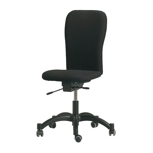 NOMINELL Swivel chair   Height adjustable for a comfortable sitting posture.