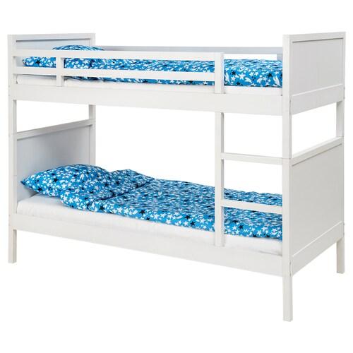 Norddal Bunk Bed Frame White Ikea
