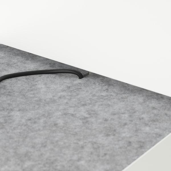 NORDLI Headboard, white, 180/193 cm