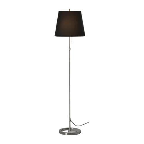 NYFORS Floor lamp   As the light can be dimmed, you are able to choose lighting suitable for every occasion.