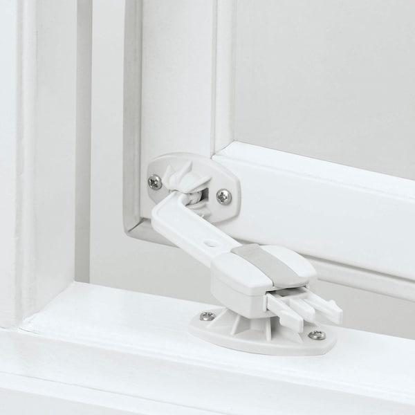 PATRULL Window catch, white