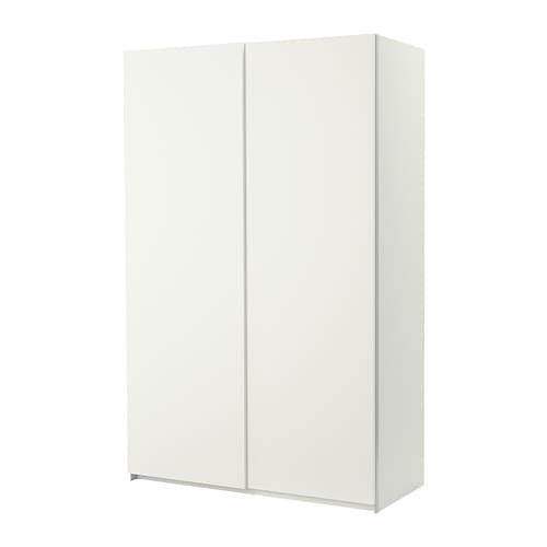 PAX Wardrobe with sliding doors   10 year guarantee.   Read about the terms in the guarantee brochure.